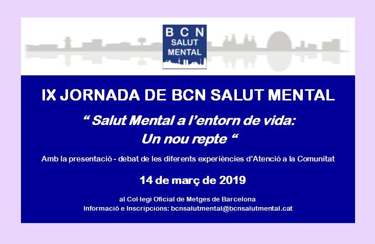 Save_the_Date IX Jornada BCN SM 2019